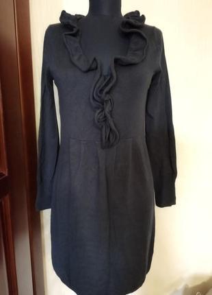 Плаття трикотажне з рюшами tezenis m