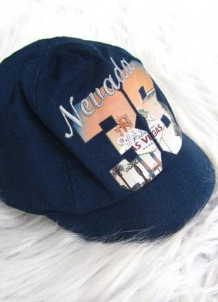 Стильная кепка  бейсболка  блейзер f&f