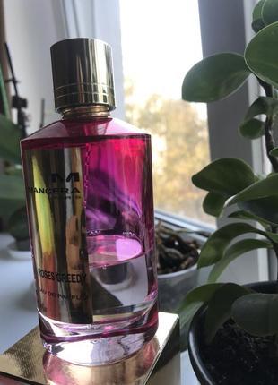 Mancera roses greedy парфюмированная вода от pierre montale
