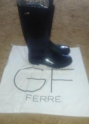 Резиновые сапоги фирмы gf ferré