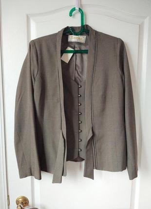 Винтажный пиджак в идеальном состоянии