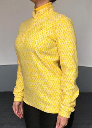 Флисовая кофта the north face размер м флиска свитер