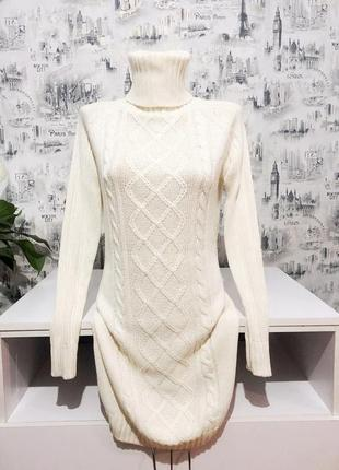 Платье (сукня) вязаное