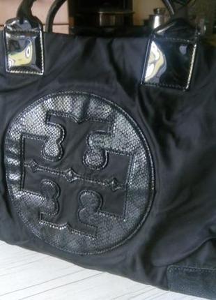 Фирменная сумка tory burch