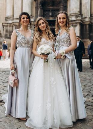 Весільна сукня з колекції 2019 amalfi бренду la petra