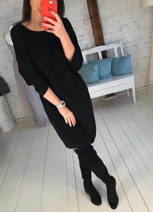 🔥теплое платье с ангорой арктика