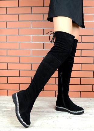 Сапоги ботфорты /сапоги выше колено