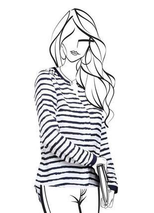 Удобная и лёгенькая рубашка блуза от tcm tchibo, размер 36, 38  евро (наш 42, 44)