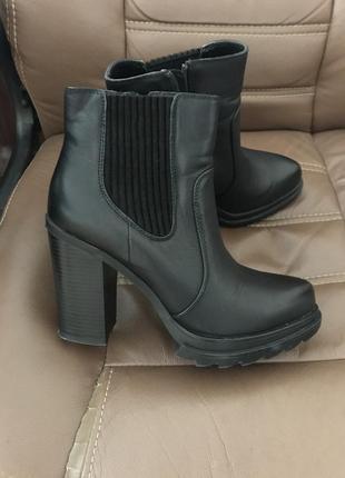 Черевик жіночі ( ботинки) catwalk