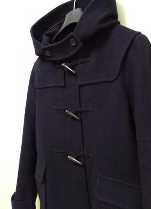 Пальто дафлкот uniqlo
