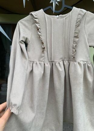 Очень красивое платье для девочек !