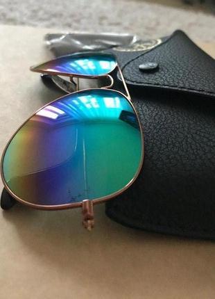 Солнцезащитные очки ray-ban авиатор