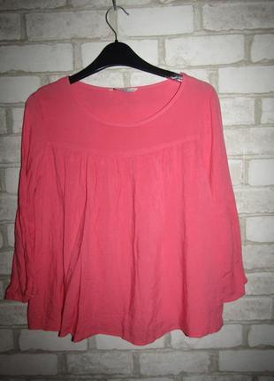 Красивая блузочка оверсайз р-р 36 бренд only