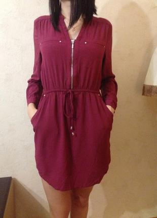 Платье рубашка new look