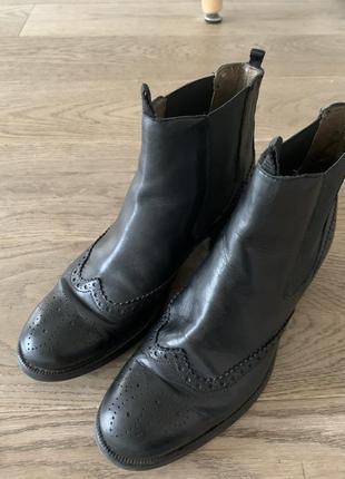 Крутые ботинки челси