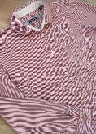Рубашка в полоску marc o'polo размер м