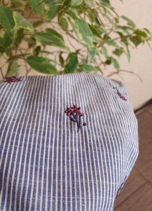 Нежная , лёгкая и красивая рубашка, блузка,  блуза от next, вышивка