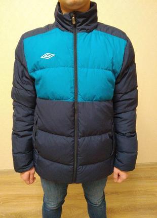 Чоловіча зимова куртка umbro