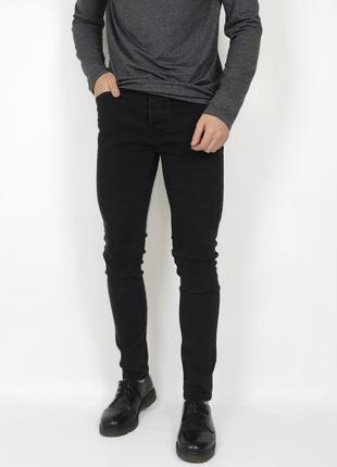 Denim co skinny fit джинсы зауженные