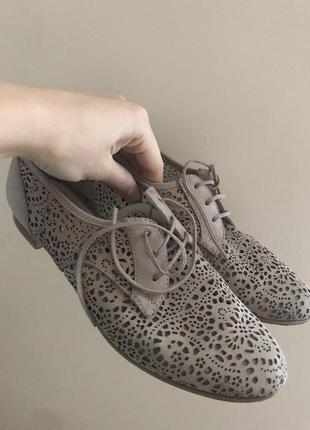 Италия туфли кожа,37