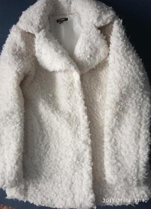 Пальто теді jennyfer