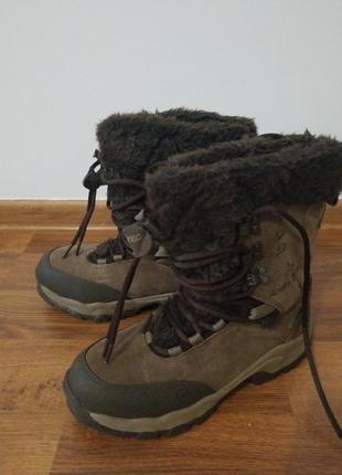 Новые зимние ботинки hi- tec 40р
