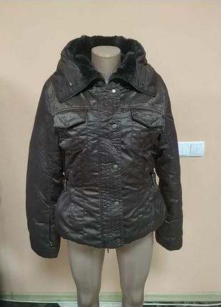 Куртка пуховик от jennifer lopez