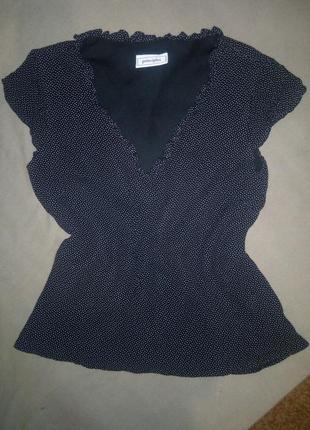 Очень красивая шыфоновая блуза