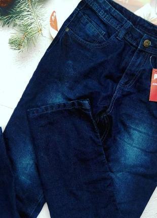 Термо джинсы,зима  pepperts