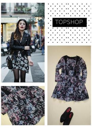 Платье topshop xs-s