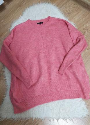 Красиаый новый свитер оверсайз f&f
