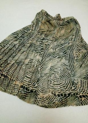 Плиссированная юбка classic