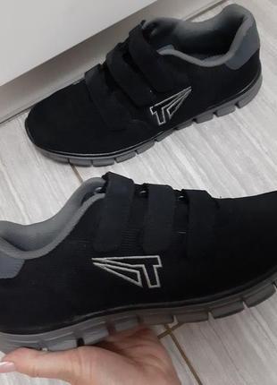Шикарные удобнийшие туфли кроссовки