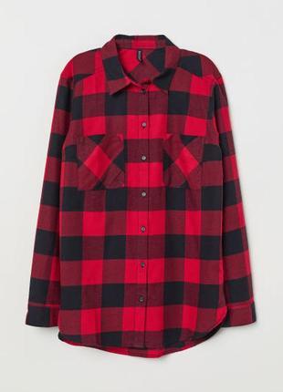 Красная рубашка в клетку клетчатая рубашка сорочка