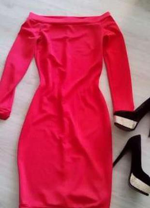Красное платье2 фото