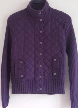 Стеганая тонкая куртка толстовка/+подарок/бренд отто кern/p.l/немецкое качество