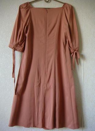 Платье шелковое bgn