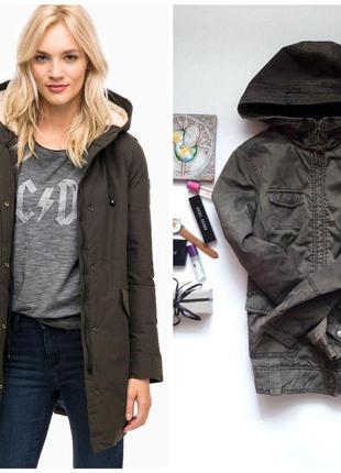 🌿  курточка з капюшоном casablanca