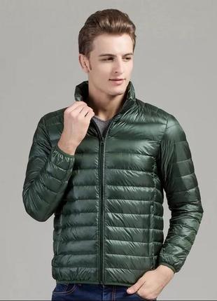 Куртка пухова