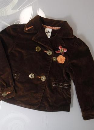 Пиджак на малышку