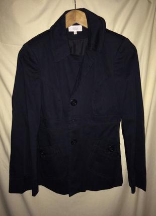 Куртка черная marks&spencer