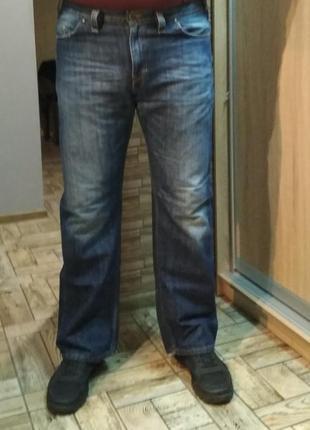 Джинсы мужские mustang большой 38 размер и рост