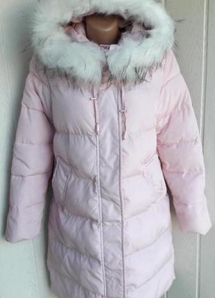 Зимнее пальто новое р.s