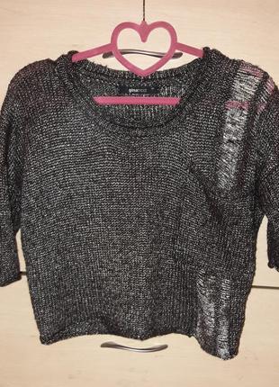 Вязаная кофта, свитер, кофточка