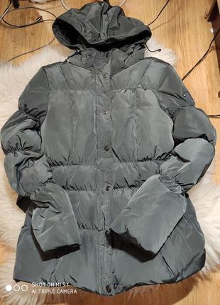 Зимний пуховик 46 размер германия
