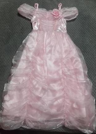 Платье нарядное для девочки 5-7 лет, фирмы john lewis