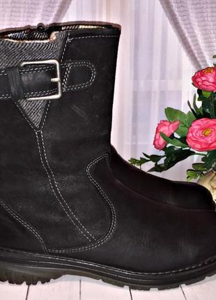 Зимние сапоги, ботинки, полусапожки ecco 39р