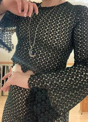 Костюм юбка и топ