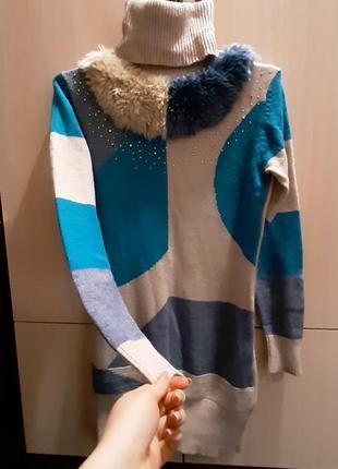 Кофта-плаття