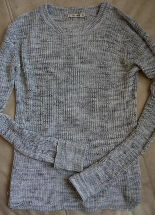 Женский свитер pull&bear размер m